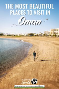 From the mountains of Wadi Bani Awf to exploring the capital of Muscat, these are the most beautiful places to visit in Oman on your first trip! If you're planning on visiting Oman then this is the travel guide for you packed full of tips and things to do. #Oman #OmanItinerary #OmanGuide #OmanTravel #PlacesToVisitInOman #ThingsToDoInOman #TravelOman