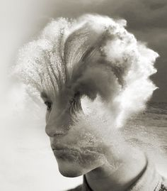 """Authentic suffering means suffering the insurgency of the old angst and restraining the powers of regressive protection in service of speaking and living the truth as we experience it."" - Dr. James Hollis, Jungian Analyst (Young Poseidon by Antonio Mora)"