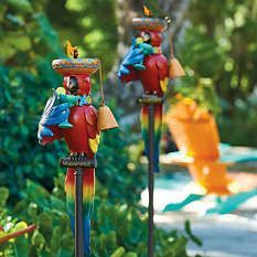 Margaritaville Outdoor Decor - #Parrotheads live here!