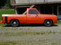 Lowered Dodge Ram