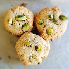 Honey Pistachio Nut Cookies Gluten Free Vegan Recipe
