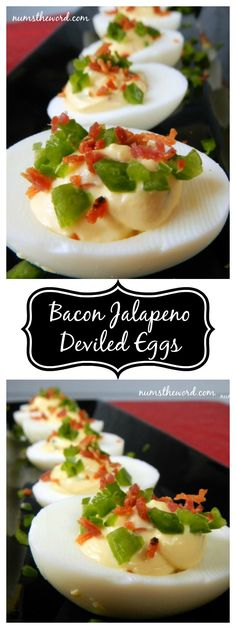 Deviled eggs never tasted so good! This recipe is a great way to use up hard boiled eggs! Packed with flavor with ZERO spice and ready in 10 minutes!