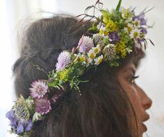 La boda hippie de Pamela Love © Hannah Thomson
