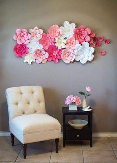 10 projets étonnants de fleurs de bricolage pour rendre votre maison plus Enthousiaste
