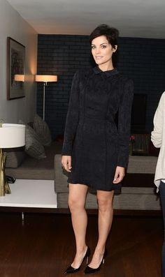 JAIMIE ALEXANDER at Pickett Fall Preview in Los Angeles