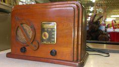 sweet old radio
