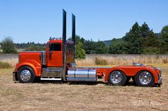 Tricked Out Semi Trucks | Kenworth 6142 | Flickr - Photo Sharing!- Paul's dream truck