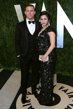 Report: Channing Tatum, Jenna Dewan-Tatum welcome baby! Seriously? Noone knows the gender of the baby yet?