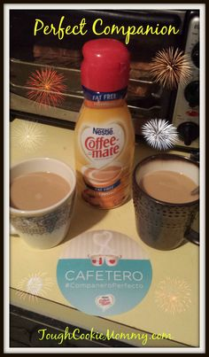 Dessert Meets My Perfect Companion! #CompañeroPerfecto @Coffee_Mate #Giveaway #Ad