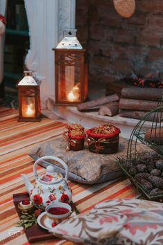 Chá na Lareira no Natal | Panetone Natalino || Villa Giardini | Natal da Villa