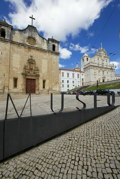 Two thousand years ago, up in the central hill of Coimbra, a rectangular platform supported by two vaulted layers – a Roman Criptoporticum – was. Coimbra Portugal, Rio, Sea Activities, Sunny Beach, Famous Places, Pavement, National Museum, Park City, Amazing Architecture