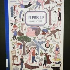 In Pieces by Marion Fayolle