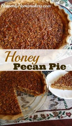 Have a recipe you'd like me to try and make over? Submit your recipes on this Real Food Recipe Makeover Submission Page. I havehad several requests for a healthier Pecan Pie – one that didn't call for corn syrup. My family was happy for me to try this experiment. I'm excited to share that I …