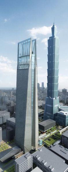 TAIPEI | NanShan Plaza | 272m | 892ft | 48 fl | T/O - SkyscraperCity