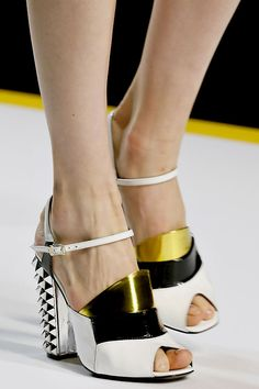 Fendi S/S 2013 via the living daylight