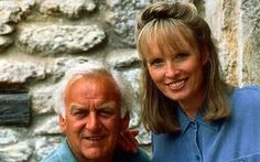 John Thaw and Lindsay Duncan in a Year in Provence