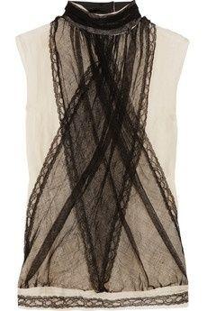 модное платье и одежда с кружевом