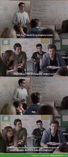 Woes of highschool