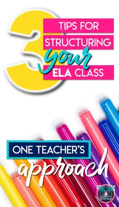 Wondering where to begin with ELA class structure? Read about one teacher's approach for balancing reading, writing, grammar, and vocab. Vocabulary Instruction, Grammar And Vocabulary, Middle School Ela, High School, Research Writing, First Year Teachers, Instructional Coaching, Teaching English, English Teachers