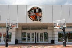 Basketball Hall of Fame, Springfield, VA