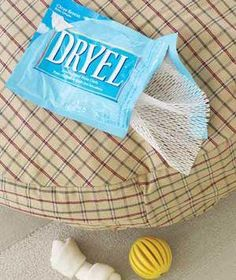 Deodorize Your Pet's Bedding | When odors turn a room sour, try these gentle home remedies.