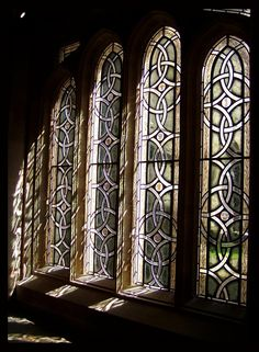 Stained Glass - Medieval style by Hakuba on DeviantArt