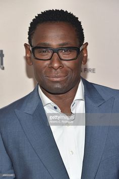 Actor David Harewood attends the 2015 Entertainment Weekly Pre-Emmy Party at Fig & Olive Melrose Place on September 2015 in West Hollywood, California. David Harewood, Melrose Place, Entertainment Weekly, Supergirl, Men Fashion, Black Men, Theatre, December, Entertaining