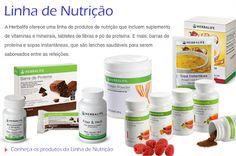 Linha Nutrição da Herbalife ... #focoemvidasaudavel ... Info: https://www.facebook.com/silvana.costagoncales