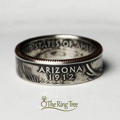 Arizona Quarter Ring