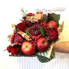 Gallery.ru / Фото #100 - Букеты из фруктов - AnastasiyaSidorenko