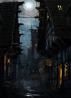 ModBlackmoon Dark Fantasy and Gothic Artworks Photomanipulation