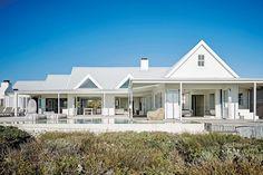 Una casa en Sudáfrica que es un paraíso de fin de semana - LA NACION