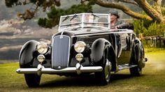 Gallery Pebble Winner Gallery Pebble Winner , 1936 Lancia Astura Pinin Farina Cabriolet