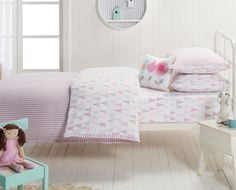 Lily Girls Designers Choice Quilt Cover Set