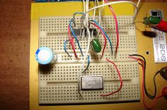 This Arduino powered 5 Million samples per second oscilloscope uses an external CA3306 analog to digital converter. the Ca3306 produces les...