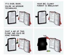 still like physical books more