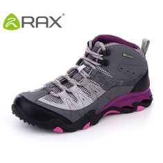 RAX Waterproof Outdoor Hiking Shoes Women Breathable Suede Hiking Boots Women Lightweight Outdoor Climbing Trekking Shoes Women-in Hiking Shoes from Sports & Entertainment on Aliexpress.com | Alibaba Group