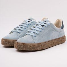 www.kaotikobcn.com  Made in Spain  #kaotikobcn #shoes #sneakers #barcelona #blue