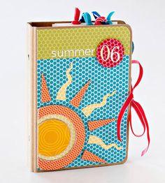 Summer Vacation Mini Album