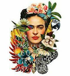 Frida Kahlo - Me and my parrots, 1941 | Inside | Pinterest ...