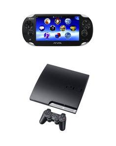 PS3 + PSVITA