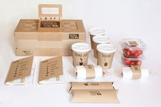 #sunshine #picnic #packaging series