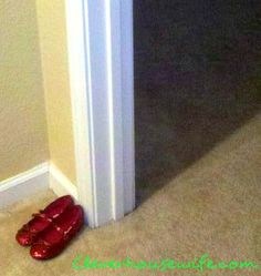 Kids giving you a hard time about bedtime? Try the shoe fairy to make bedtime go smoother and FASTER!