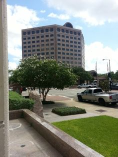 My office in Victoria at One O'Connor Plaza