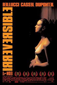 "MP941. ""Irréversible"" Movie Poster by Dawn Patrol (Gaspar Noé 2002) / #Movieposter"