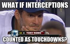 Poor tony romo