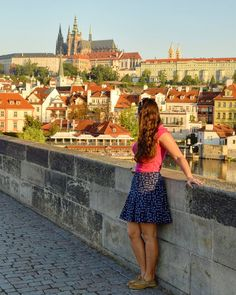 Prague is a feast for the eyes: be sure to check out the best views in Prague to get great views of the city during your visit!