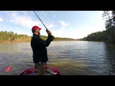 Fishing Flat Sided Crankbaits