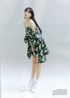 Blackpink Lisa for Allure Korea June Issue 💫🌟✨ Hm Outfits, Kpop Fashion Outfits, Blackpink Fashion, Mode Outfits, Blackpink Lisa, Square Two, Jenny Kim, Lisa Blackpink Wallpaper, Kim Jisoo