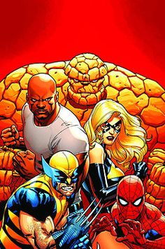The New Avengers (comics) - Wikipedia, the free encyclopedia